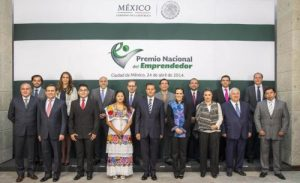 Premio Nacional del Emprendedor 2014