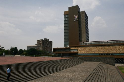 UNAM Explanada