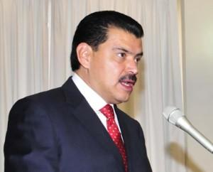 Gobernador Hidalgo Jose Francisco Olvera Ruiz