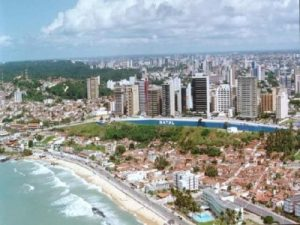 Natal ciudad Brasil