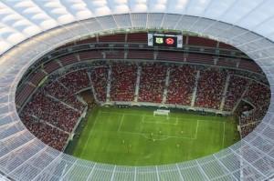Brasilia Estadio Nacional