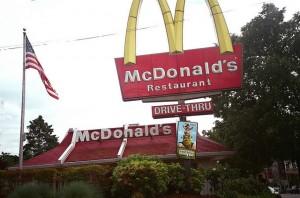 McDonalds Seattle