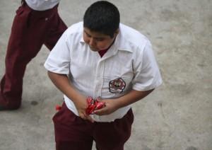 Obesidad Infantil Monterrey