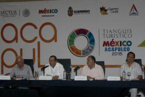 Tianguis Turistico Acapulco 2015