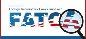 Foreign Account Tax Compliance Act FATCA