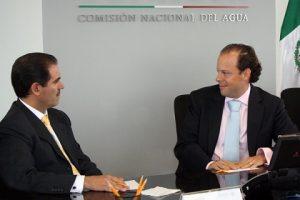 Gobernador de Sonora y director de Conagua