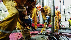 Operations On Pemex Centennial And La Muralla IV Deep Sea Crude Oil Platforms