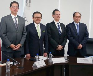 Equipo negociador TLCAN. Revista Fortuna