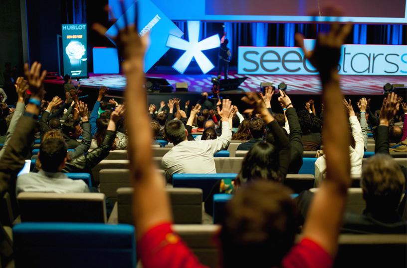 Seedstars Summit. Revista Fortuna