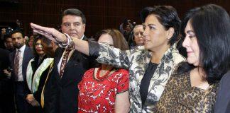 Irene Espinosa subgobernadora. Revista Fortuna