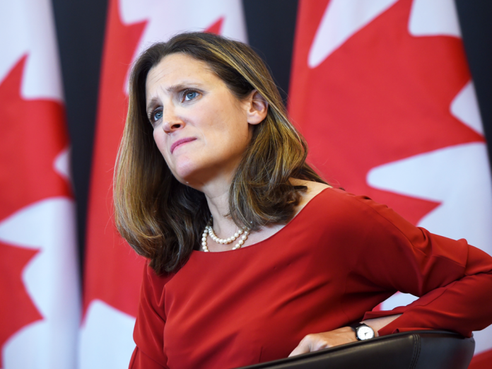 Canadá, en la disyuntiva fast track; aceptas o rechazas. Revista Fortuna