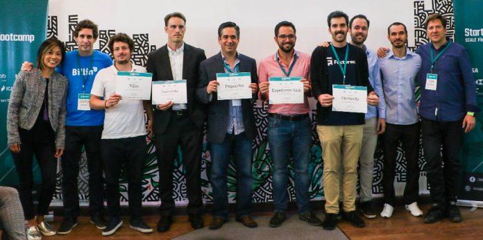 primera generación Startupbootcamp Scale. Revista Fortuna