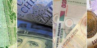 turbulencia monetaria. Revista Fortuna
