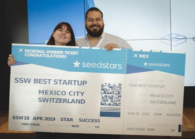 Seedstars Mexico City. Revista Fortuna