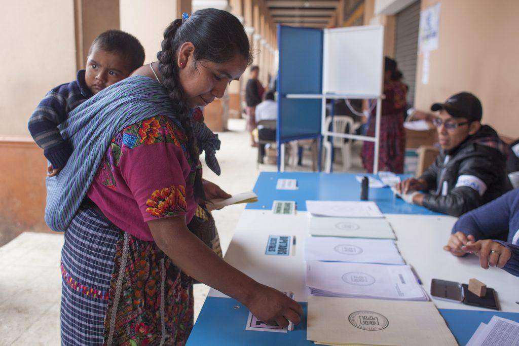 Guatemala, Elecciones. Revista Fortuna