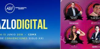 Liderazgo femenino digital, en el World Digital Summit. Revista Fortuna