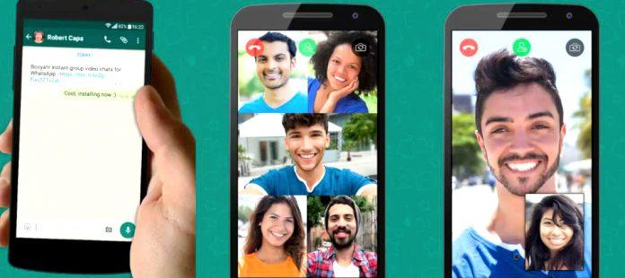 Lanza WhatsApp llamadas y videollamadas grupales. Revista Fortuna