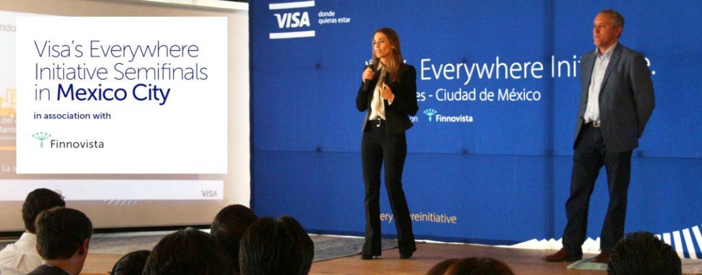 Tiene el Visa's Everywhere Initiative seis semifinalistas. Revista Fortuna