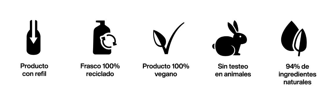 Natura, una firma 100% vegana