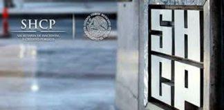 shcp, hacienda